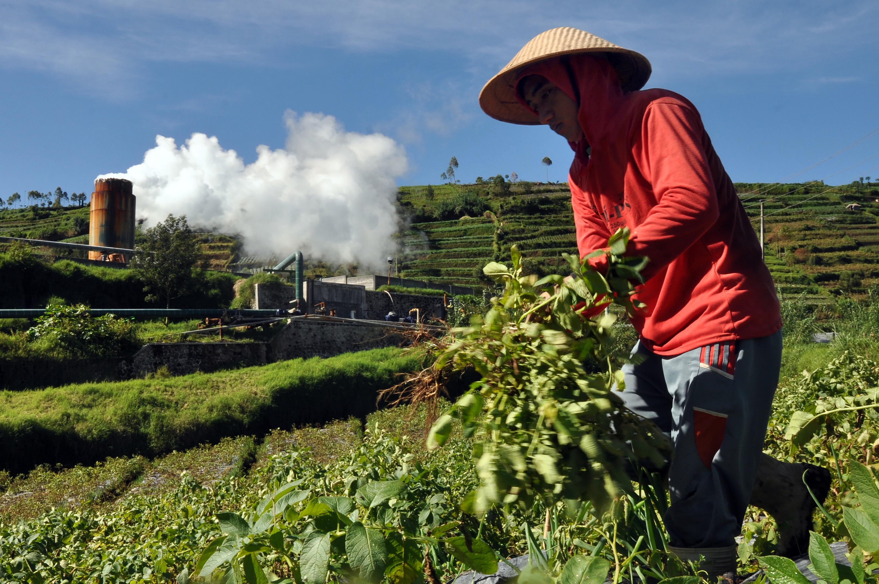 Potensi Energi Panas Bumi (geothermal) Desa Kepakisan, Batur, Banjarnegara (Contoh Potensi Desa)