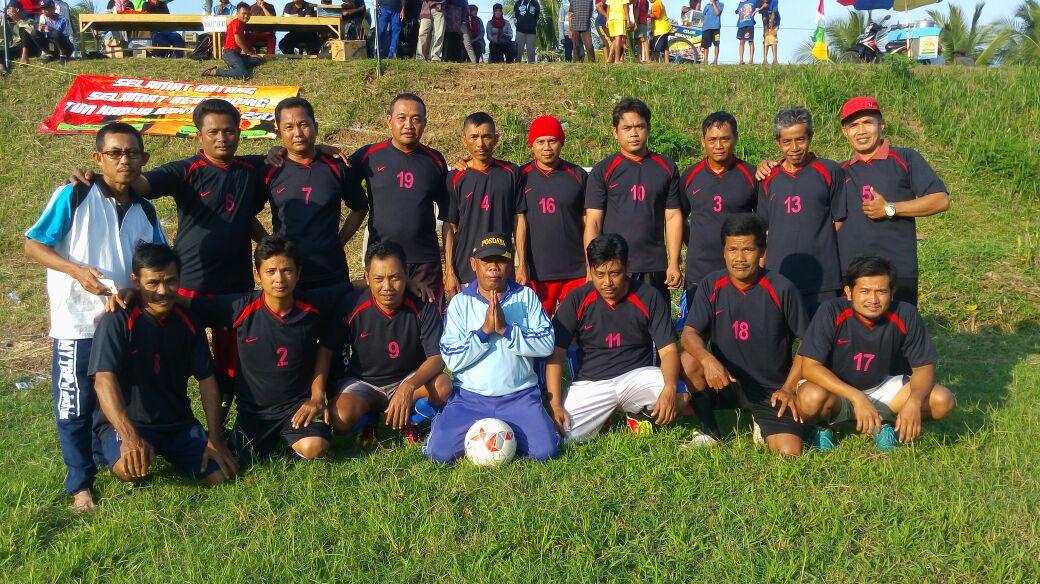 Team sepak bola perangkat desa