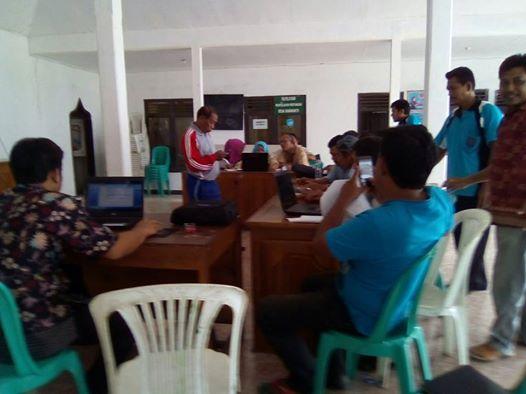 Pelatihan Komputer Perangkat Desa