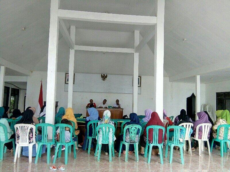 Bantuan Insentif bagi Guru PAUD, Guru Taman Belajar Keagamaan, dan Kader Kesehatan Masyarakat