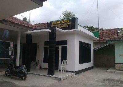 Ruang Promo, Media Promosi, Pemasaran, dan Pemberdayaan Pelaku Usaha di Desa Sidamukti